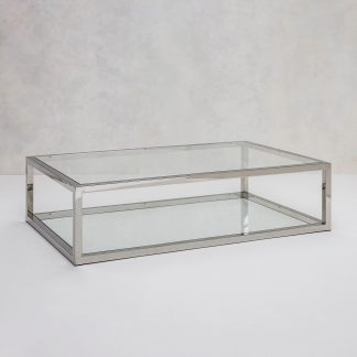 Apollo rectangular coffee table