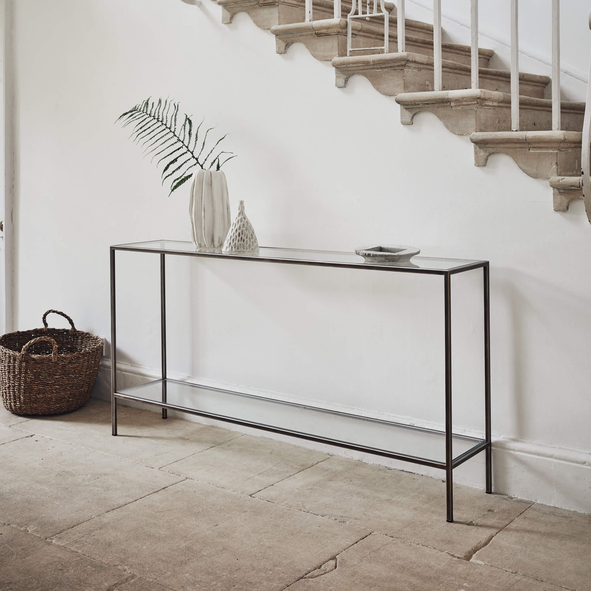 Madison Console Table | hallway furniture by Tom Faulkner