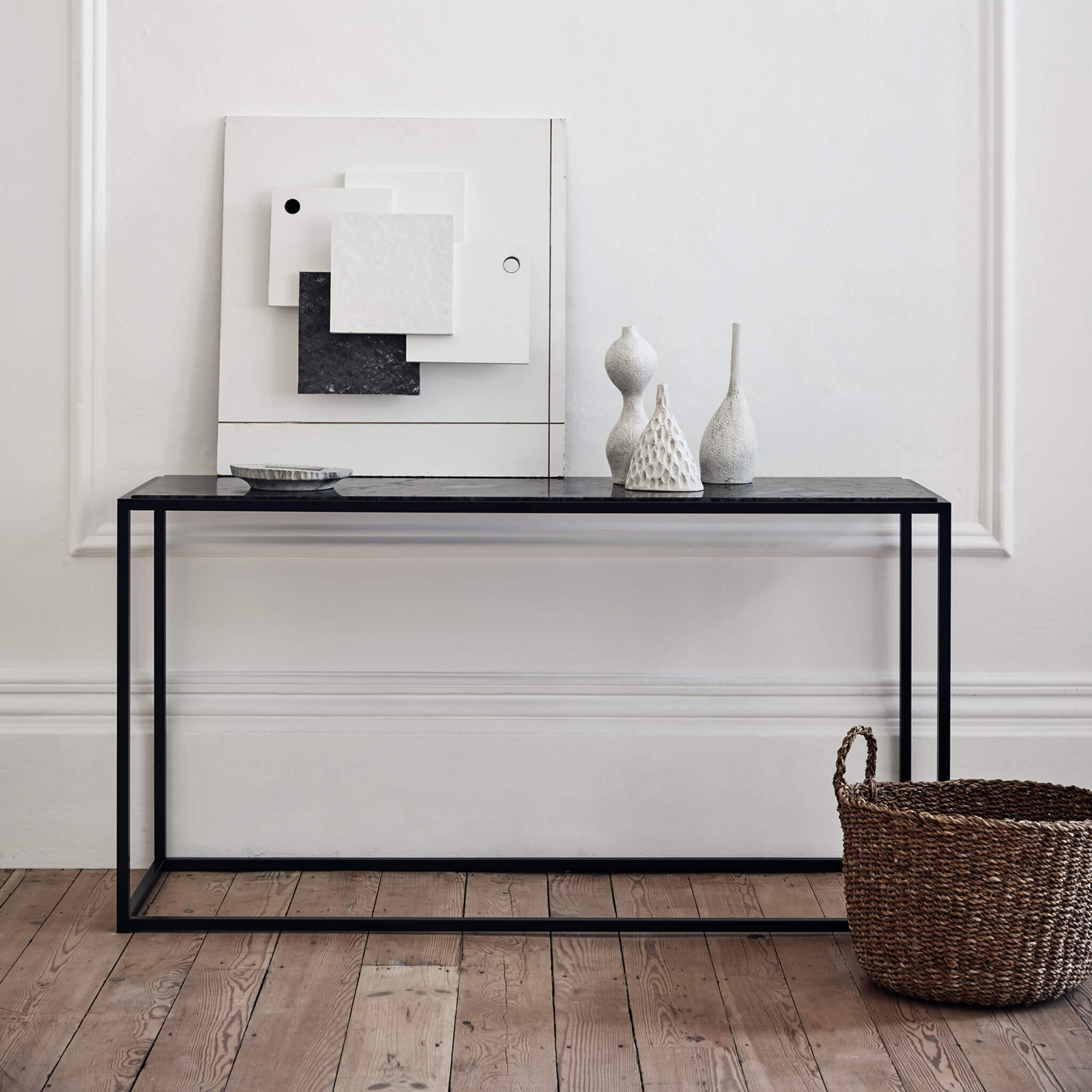 Siena Console Table | modern furniture by Tom Faulkner