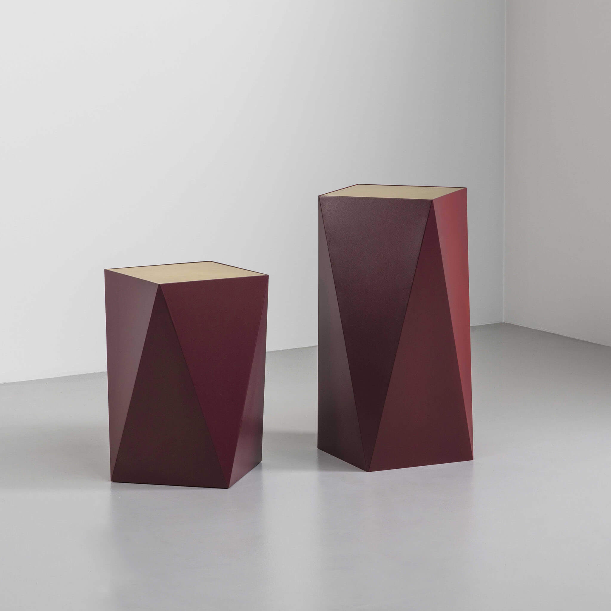 Balzac Side Table | Modern and Contemporary Furniture by Tom Faulkner