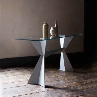 Modern console table by Tom Faulkner