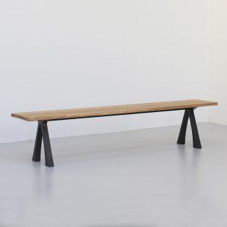 Bespoke Wooden Bench | Tom Faulkner