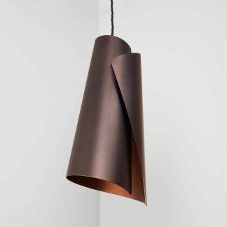 Pendant light in Bronze