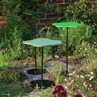Green Garden Table | Handmade by Tom Faulkner