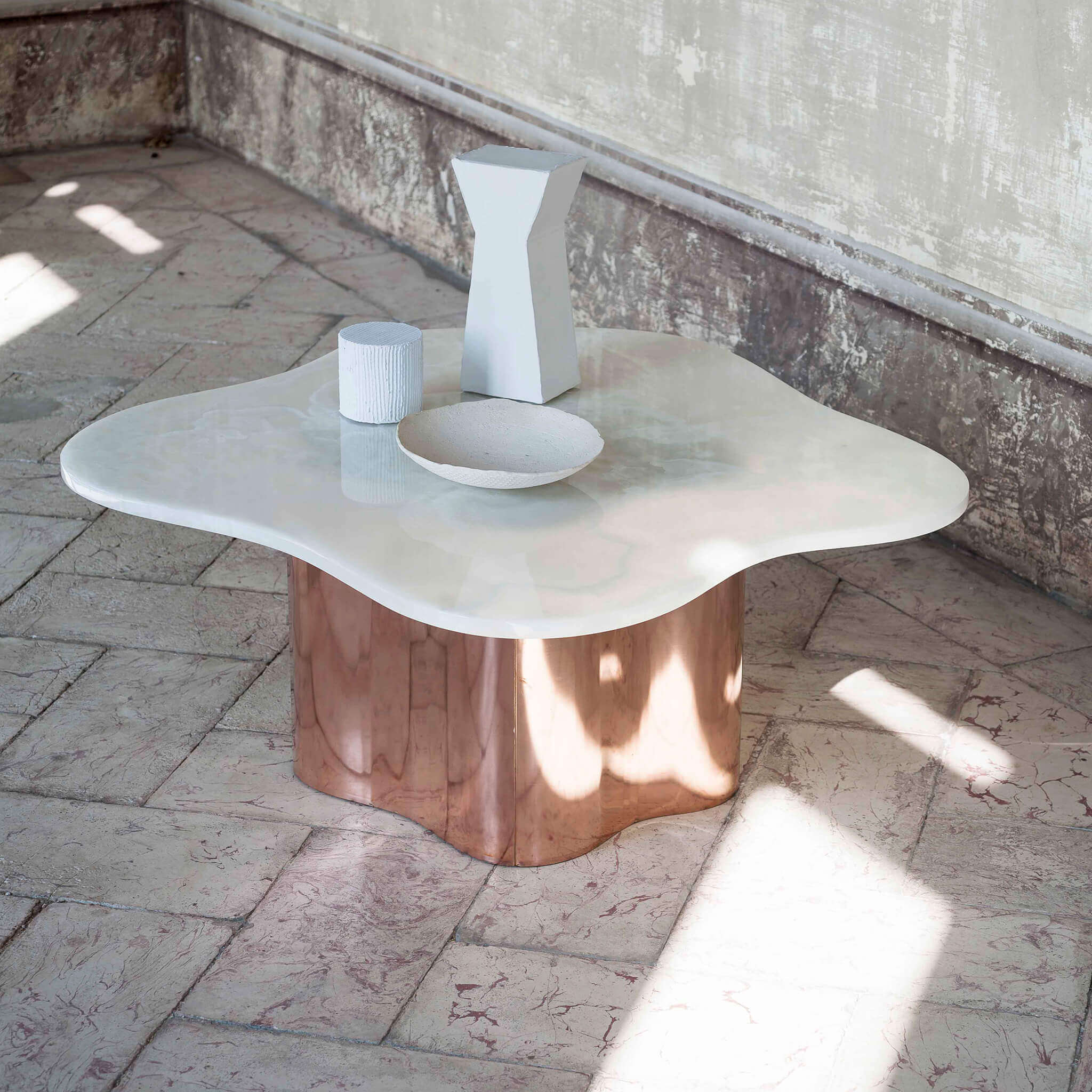 Lily Coffee Table | Modern Furniture by Tom Faulkner