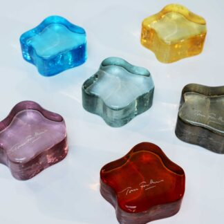Luxury Glass Paperweight