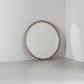 Madison Round Mirror | Contemporary Furniture by Tom Faulkner