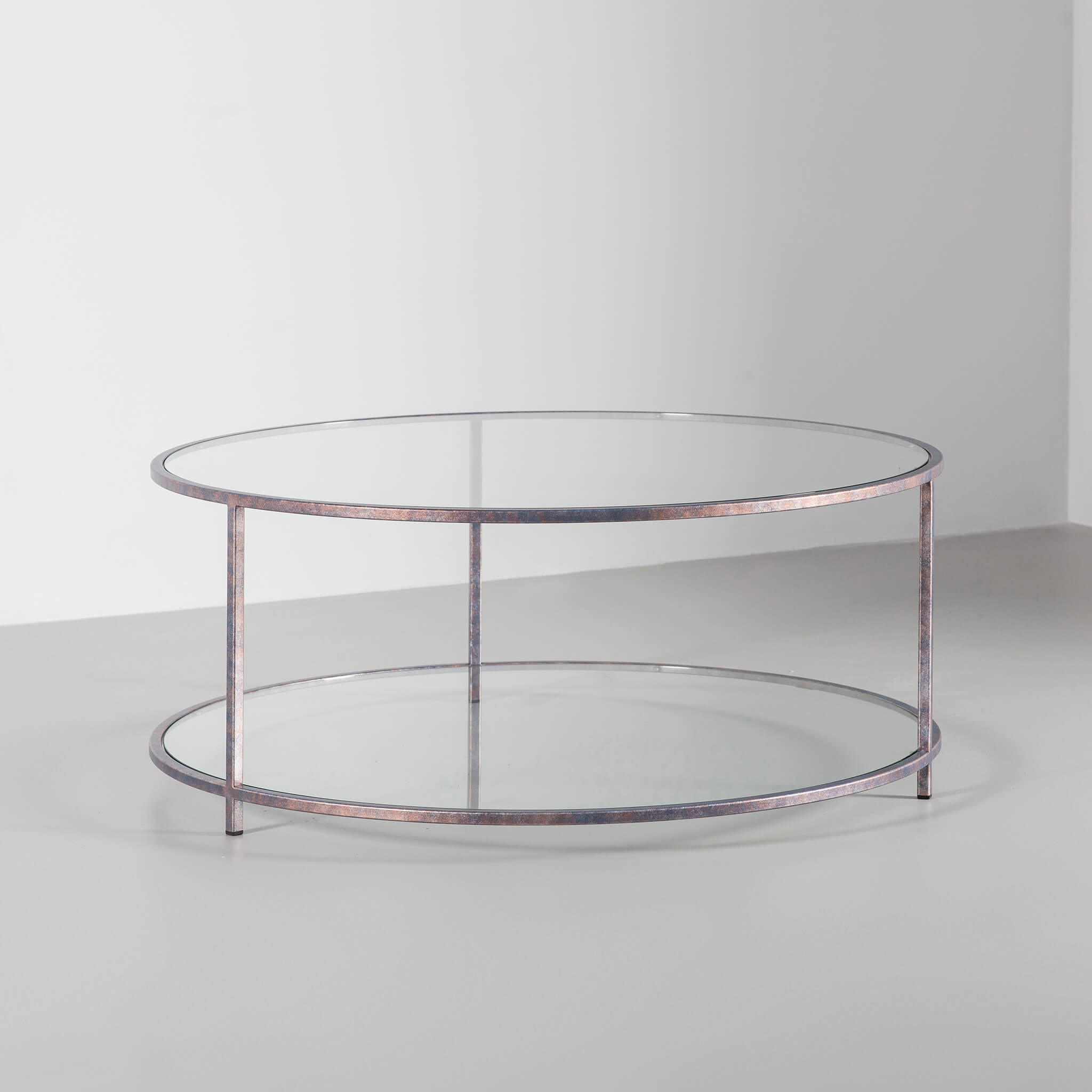 Madison Oval Round Coffee Table Modern Furniture By Tom Faulkner [ 2048 x 2048 Pixel ]
