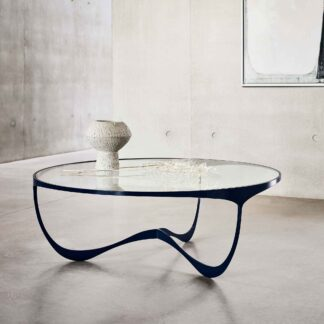 Bespoke Round Metal Coffee Table