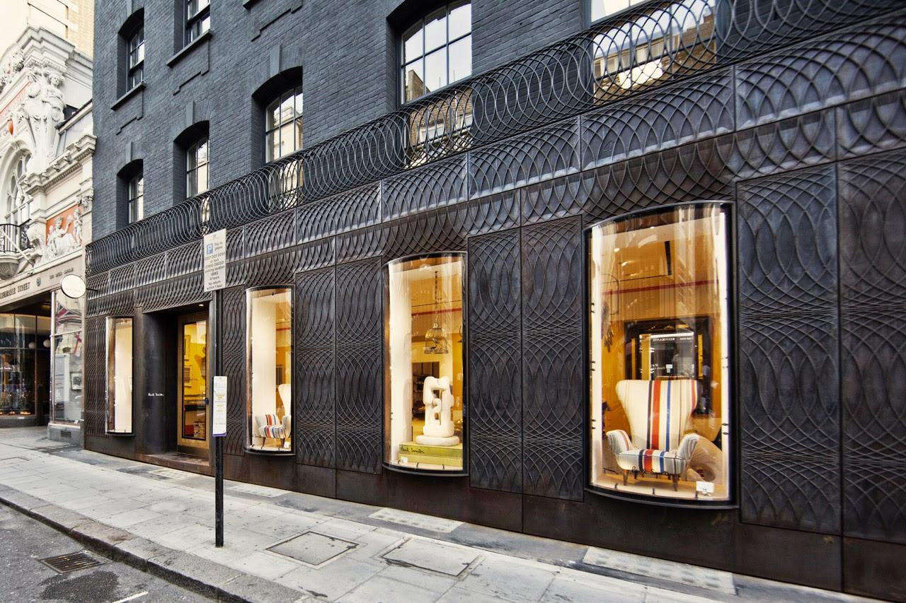 London shopping hotspots from Tom Faulkner