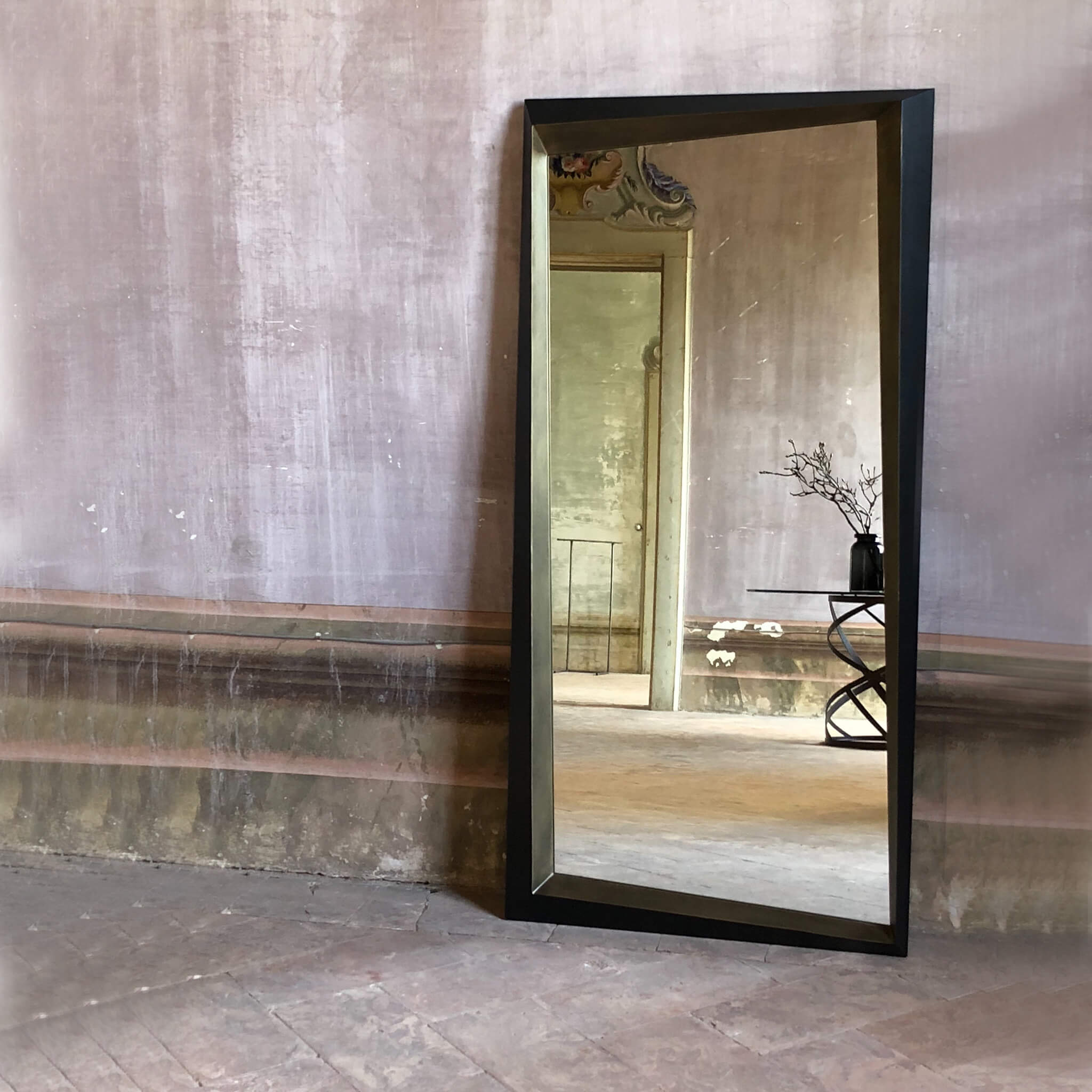 Phoenix Mirror | Contemporary Furniture by Tom Faulkner