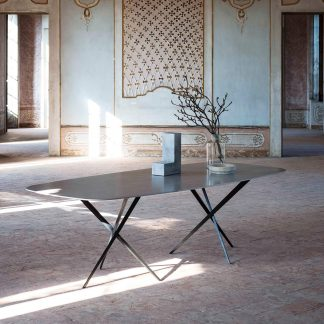 Phoenix Rectangular Dining Table | Modern Furniture by Tom Faulkner