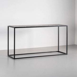 Siena modern console table by Tom Faulkner