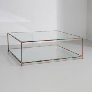 Madison Square Coffee Table | Modern Furniture by Tom Faulkner