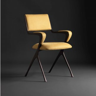 Vienna Carver Dining chair by Tom Faulkner