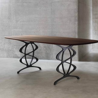 Vienna Dining Table by Tom Faulkner