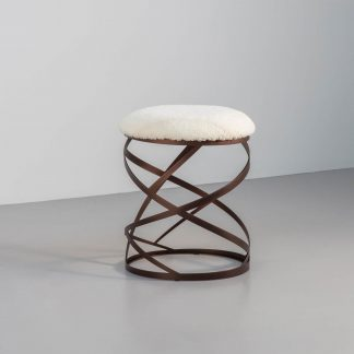 Ariel Stool by Tom Faulkner