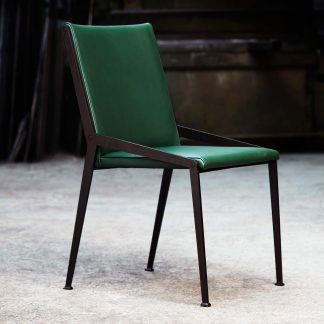 Contemporary dining chair by Tom Faulkner