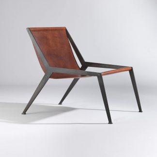 Berlin Easy Chair by Tom Faulkner