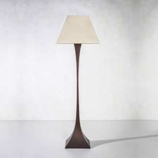 Capricorn floor lamp by Tom Faulkner