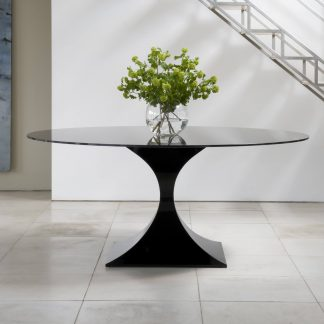 Capricorn dining table by Tom Faulkner