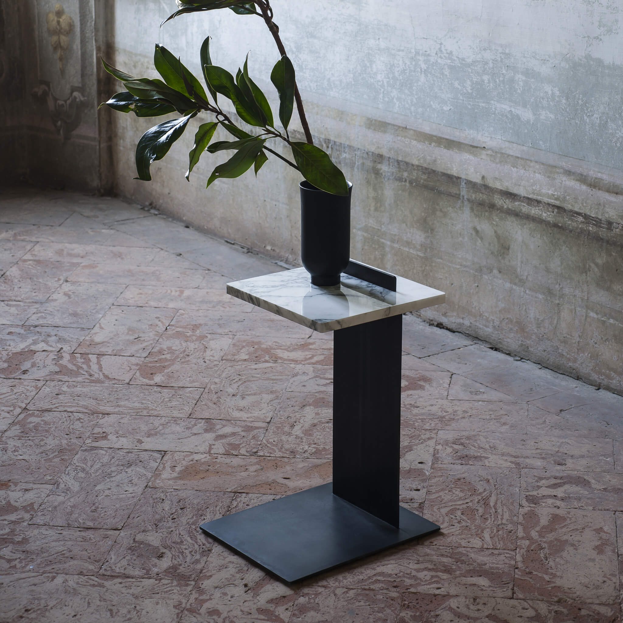 Edge Side Table | Contemporary Furniture by Tom Faulkner