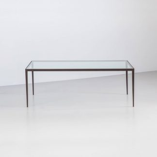 Flint contemporary coffee table by Tom Faulkner
