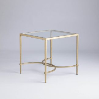 Hanover square side table by Tom Faulkner