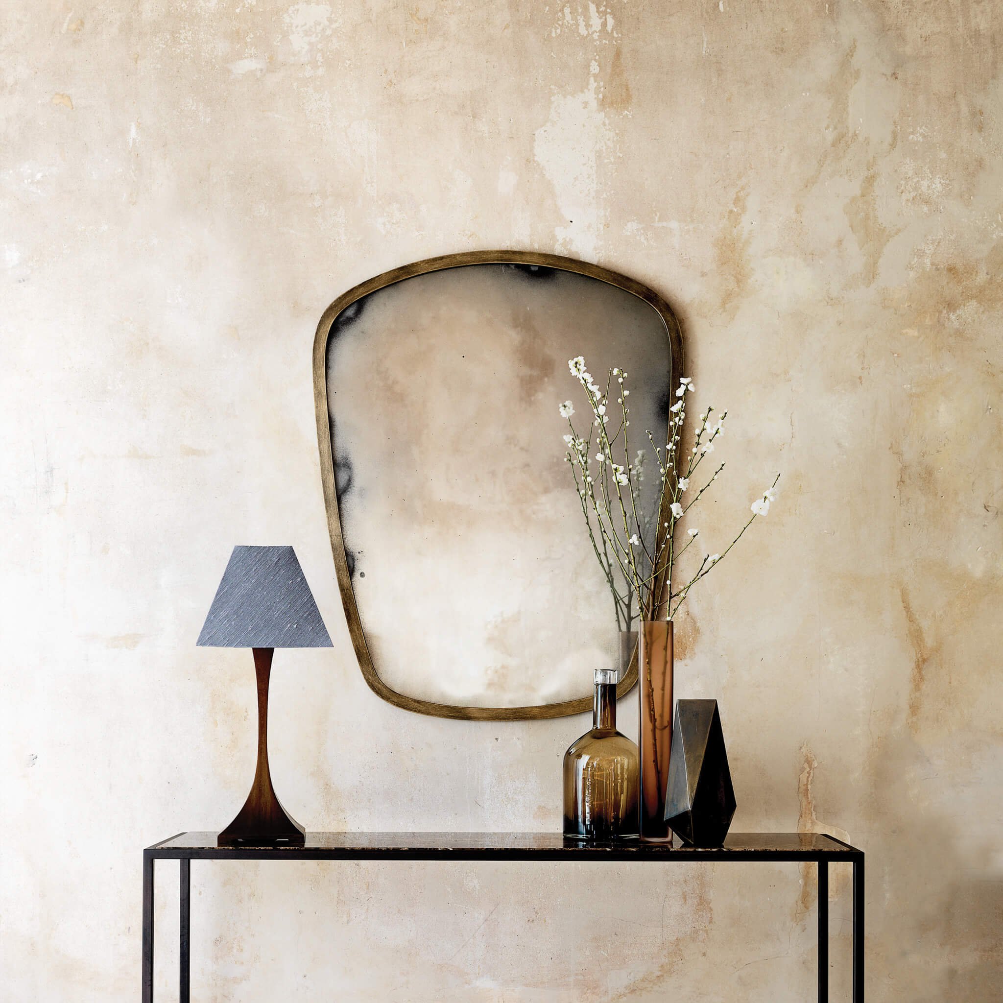 Jewel Mirror | Modern & Contemporary Furniture by Tom Faulkner
