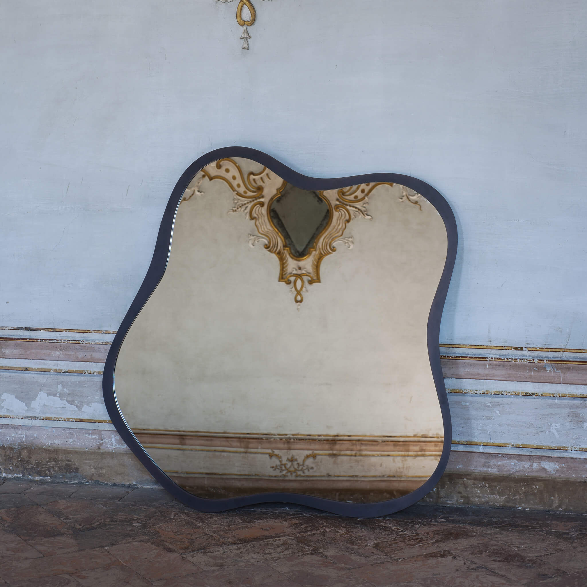 Lily Mirror | Contemporary Furniture by Tom Faulkner