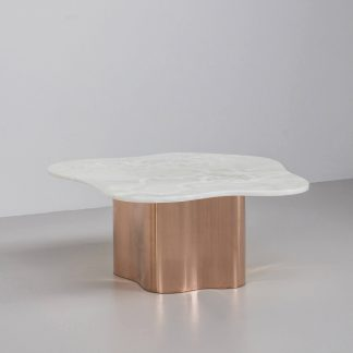 Lily Round Coffee Table | Modern Furniture by Tom Faulkner