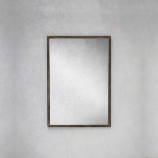 Florentine Gold finish with standard mirror