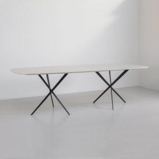 Modern dining table by Tom Faulkner