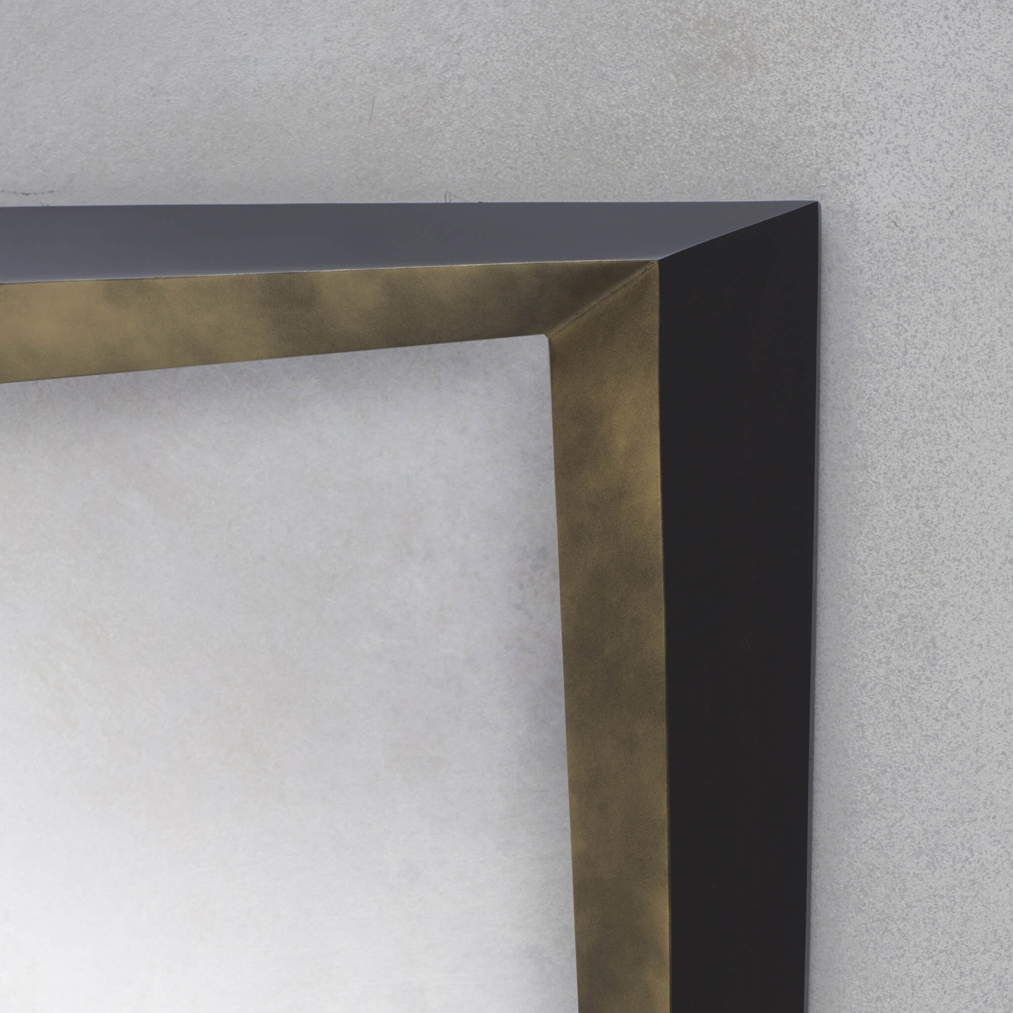 Phoenix Rectangular Mirror | Contemporary Furniture by Tom Faulkner